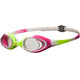 arena Spider Goggle Children pink/white